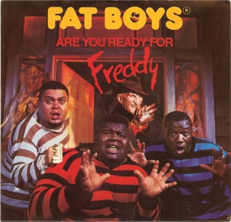 Fat Boys ‎– Are You Ready For Freddy