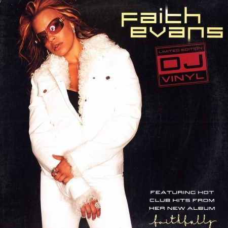 Faith Evans ‎– Limited Edition DJ Vinyl