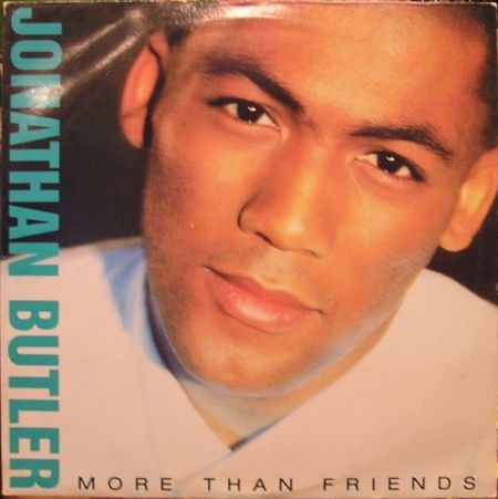 Jonathan Butler ‎– More Than Friends