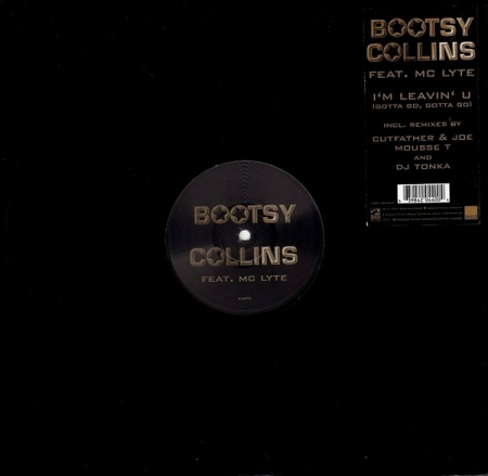 Bootsy Collins Feat. MC Lyte – I'm Leavin' U (Gotta Go, Gotta Go)
