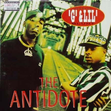 Indo G & Lil' Blunt ‎– The Antidote