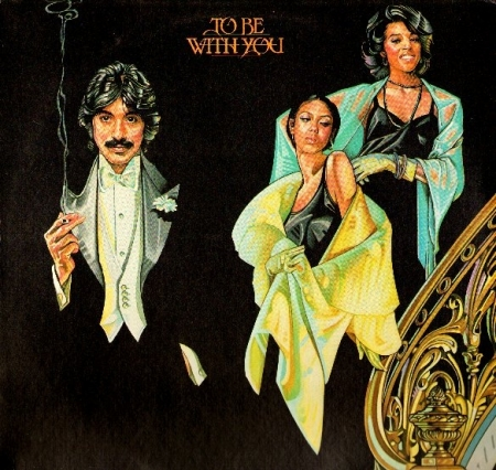 Tony Orlando & Dawn ‎– To Be With You