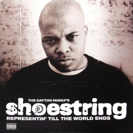 Shoestring ‎– Representin' Till The World Ends