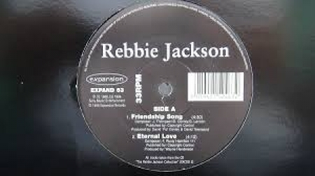 Rebbie Jackson ‎– The Rebbie Jackson Collection Sampler EP