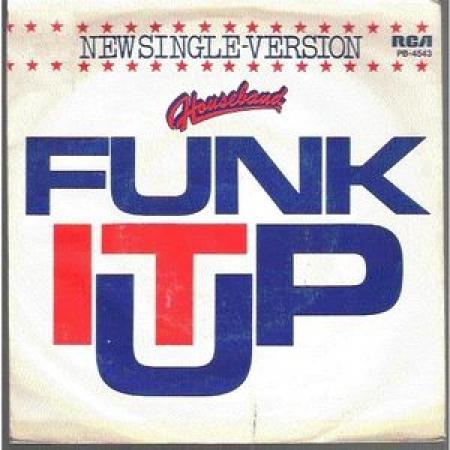 Houseband – Funk It Up