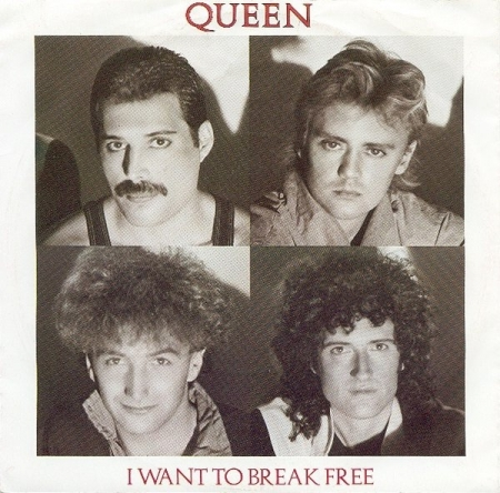 Queen ‎– I Want To Break Free