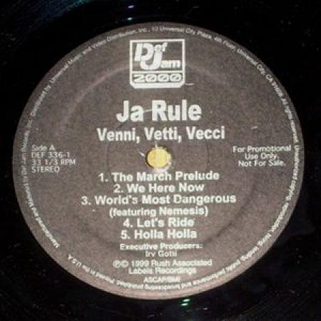 Ja Rule – Venni Vetti Vecci