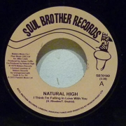 NATURAL HIGH - I Think I'm Falling In Love With You / Trust In Me