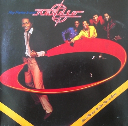 Ray Parker Jr. And Raydio* ‎– Two Places At The Same Time