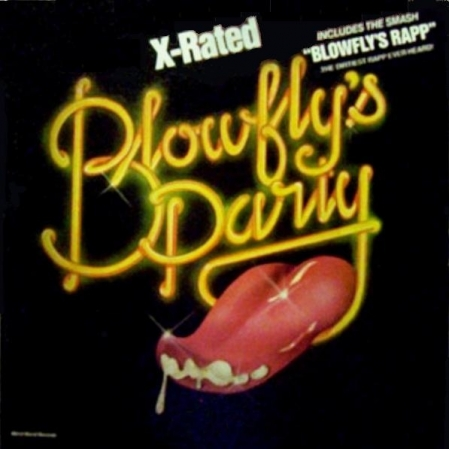 Blowfly ‎– Blowfly's Party
