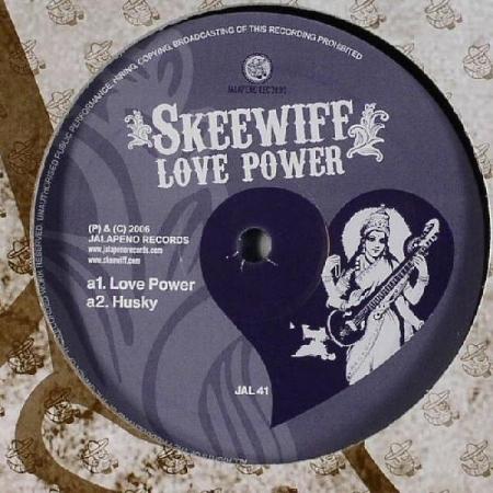 Skeewiff – Love Power
