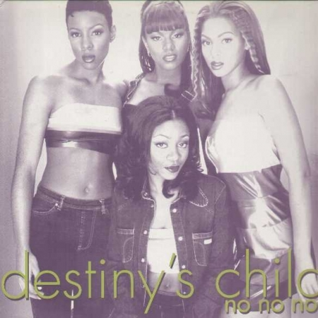 Destiny's Child ‎– No No No