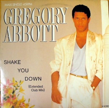 Gregory Abbott ?– Shake You Down (Extended Version)