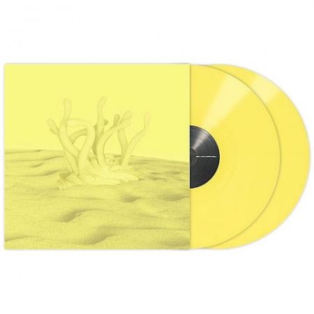 Timecode Serato Control Vinyl Performance Marbles Yellow (O Par)
