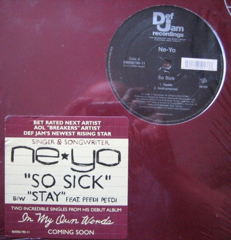 Ne-Yo ‎– So Sick