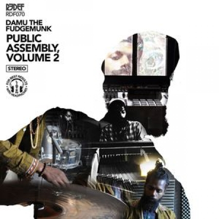 Damu The Fudgemunk ‎– Public Assembly Volume 2