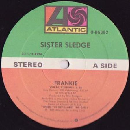 Sister Sledge – Frankie