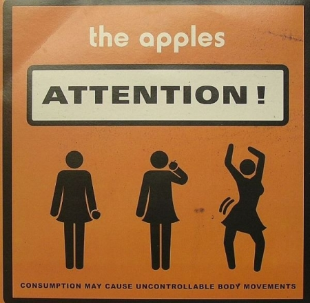The Apples ‎– Attention!