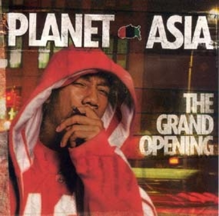 Planet Asia ‎– The Grand Opening