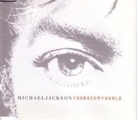 Michael Jackson ‎– You Rock My World