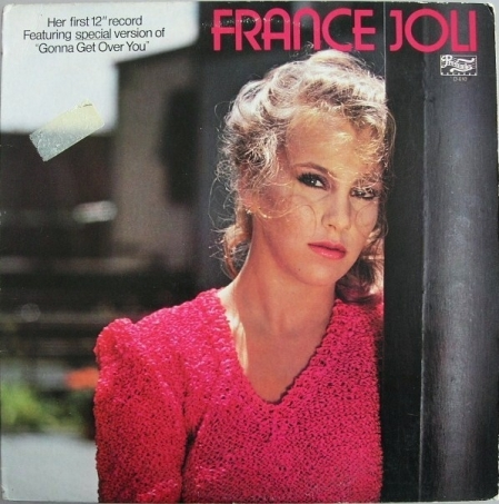 France Joli ‎– Gonna Get Over You