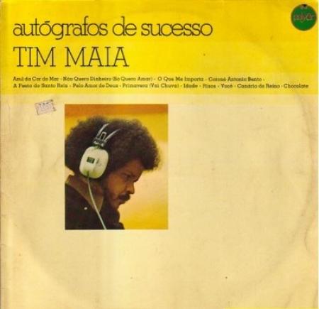 Tim Maia ?– Autógrafos De Sucesso