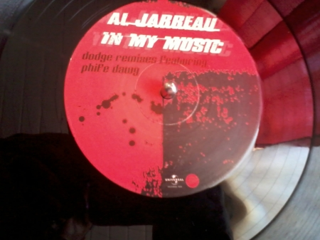 Al Jarreau ‎– In My Music (Dodge Remixes)