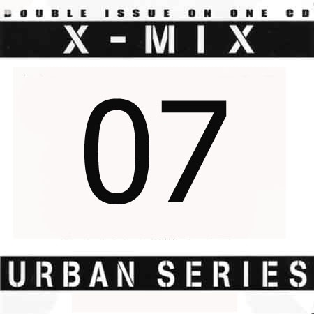 X-Mix Urban Series 7 (Vinyl)