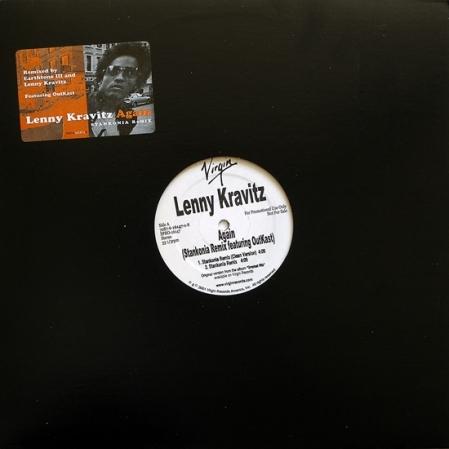 Lenny Kravitz – Again (Stankonia Remix)