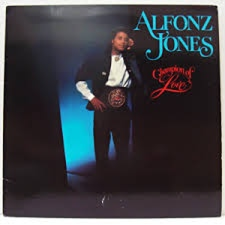 Alfonz Jones ‎– Champion Of Love