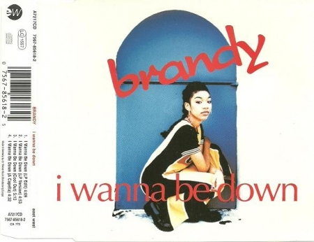 Brandy ‎– I Wanna Be Down