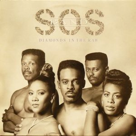 The S.O.S. Band – Diamonds In The Raw