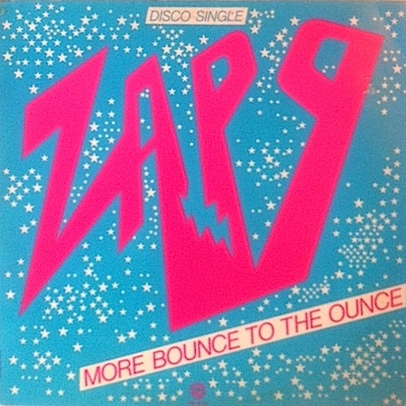 Zapp ?– More Bounce To The Ounce