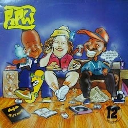 RPW - Pule Ou Empurre (12 Hip-Hop Mix) (1994)