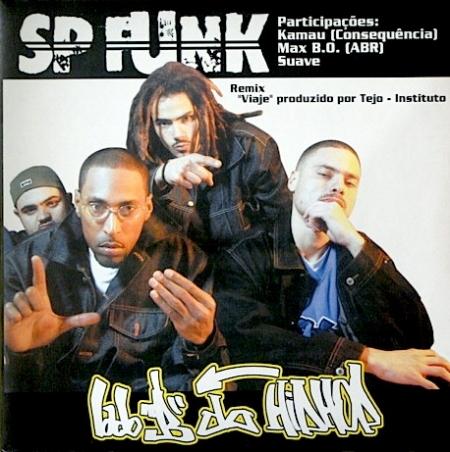 SP Funk - Fúria De Titãs / Cuidado / Segue a Rima / Viaje (Remix)