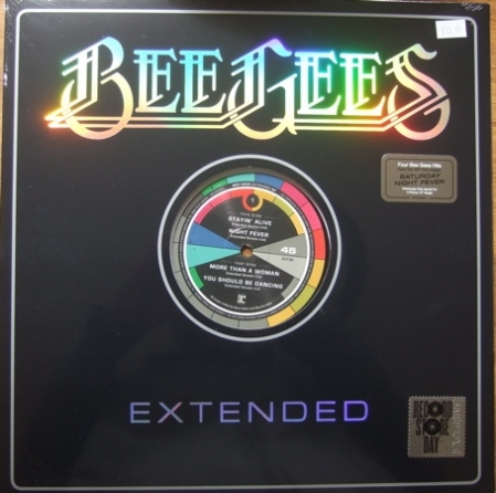 Bee Gees ‎– Extended