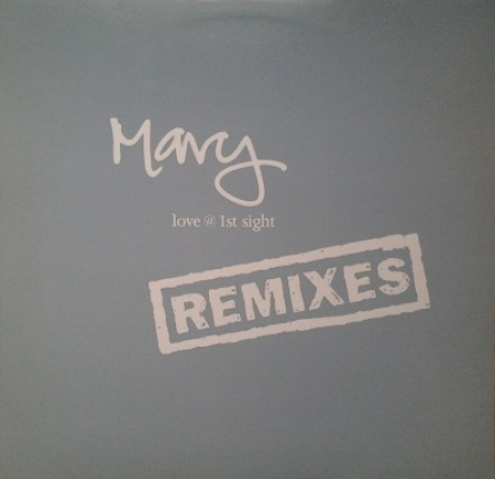 Mary J Blige ‎– Love @ 1st Sight (Remixes)