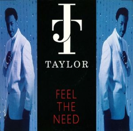 J.T. Taylor ‎– Feel The Need