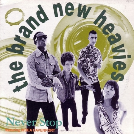 The Brand New Heavies - Never Stop
