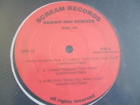 R&B Hip Hop  Remix Vol. 15 LACRADO