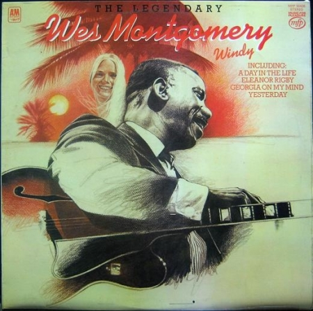 Wes Montgomery ‎– Windy