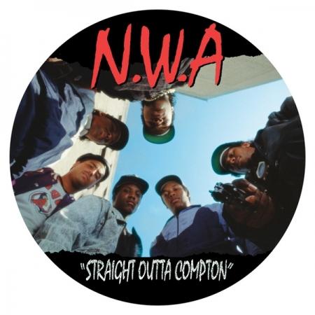 N.W.A - Straight Outta Compton (Vinil Picture)