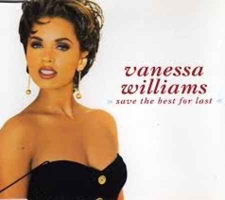 Vanessa Williams ‎– Save The Best For Last