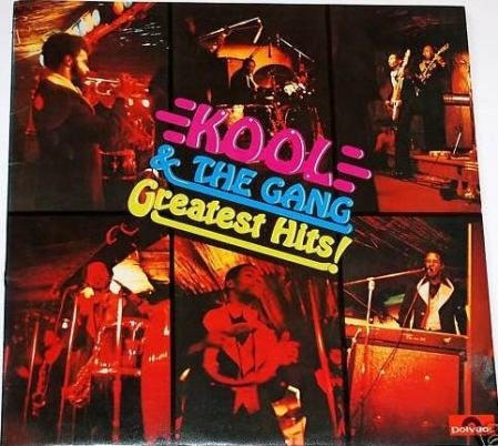 Kool & The Gang ‎– Greatest Hits!
