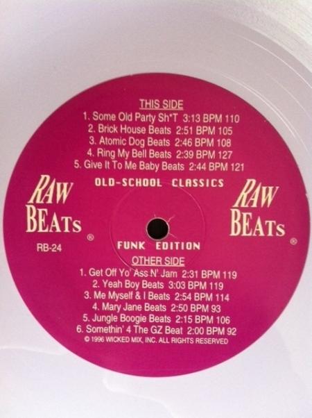 Raw Beats – Raw Beats #24