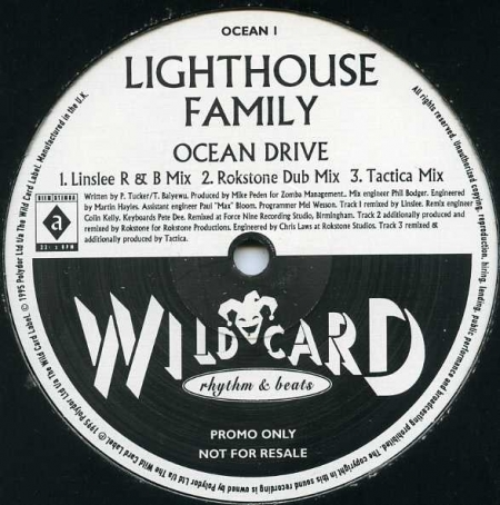 Lighthouse Family ‎– Ocean Drive