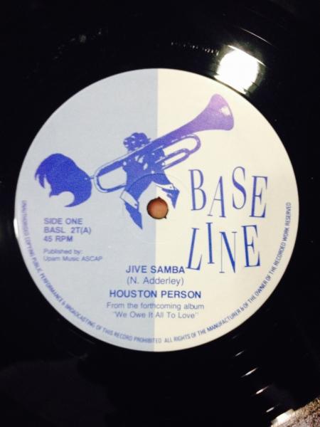 Houston Person ?– Jive Samba
