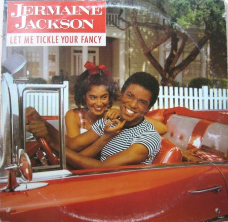 Jermaine Jackson ‎– Let Me Tickle Your Fancy
