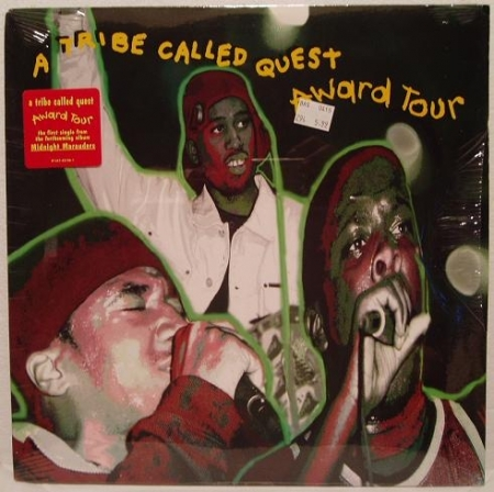 A Tribe Called Quest ‎– Award Tour