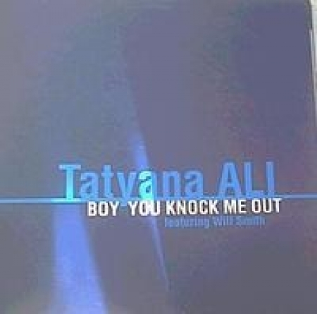 Tatyana Ali – Boy You Knock Me Out feat. Will Smith ‎
